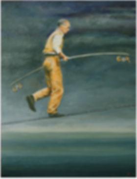 Walking a Tightrope - Isabelle Bakhoum