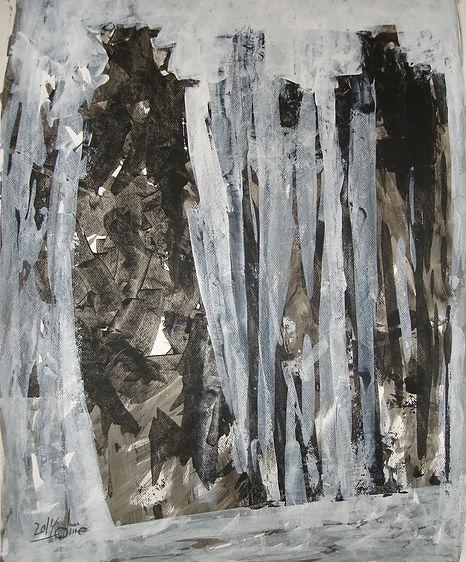 Three On A Bridge - Hisham Abdallah