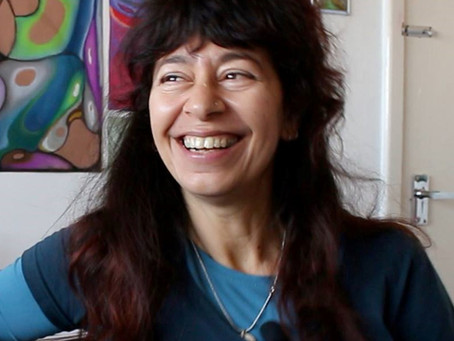 Natasha Day: Creativity in a Time of Crisis