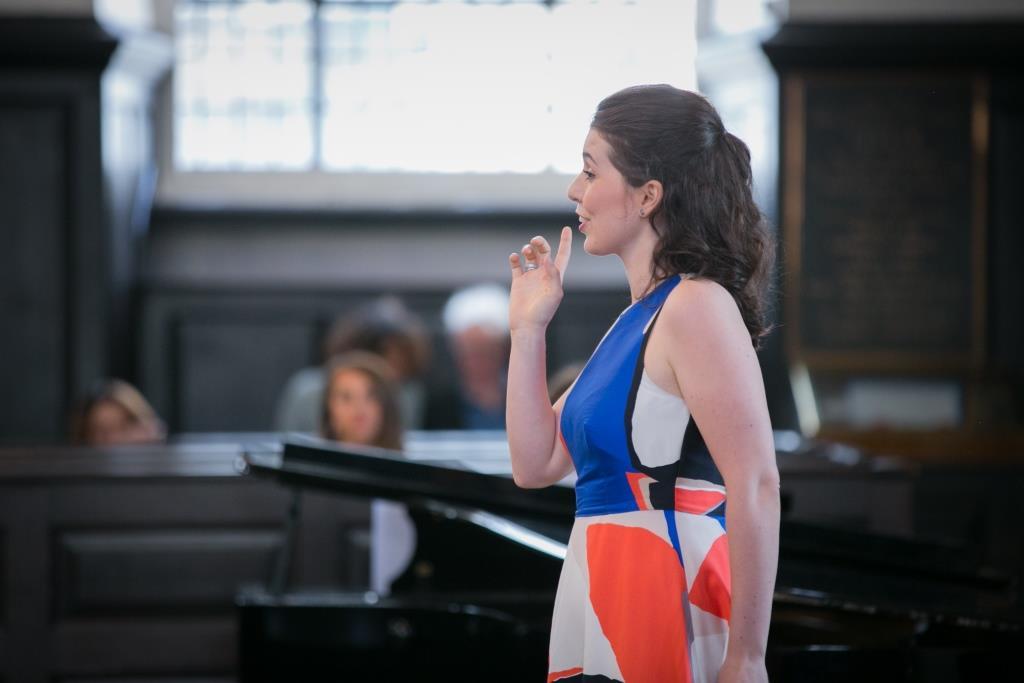 Soprano Margo Arsane