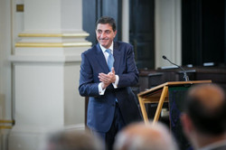 Ambassador Mazen Homoud of the Hashemite Kingdom of Jordan