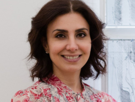 Somaya Abdulghani: Creativity in a Time of Crisis