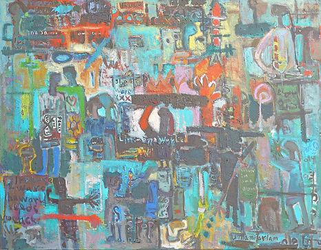One World  - Hayam Abdel Baky