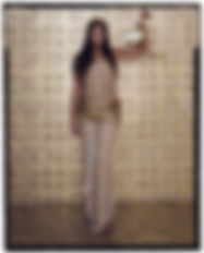 Lalla Essaydi, Bullets Revisited 2012 Chromogenic print on aluminium DiBond 101.6x76.2cm