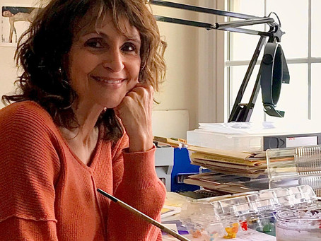 Lilianne Milgrom: Creativity in a Time of Crisis
