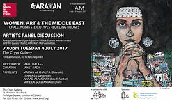 Women, Art & The Middle East