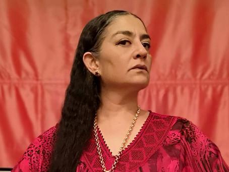 Ghada Khunji: Checking In