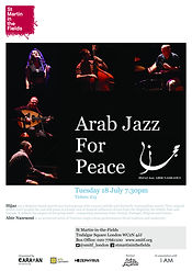 Arab Jazz for Peace