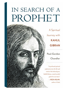 In Search of A Prophet, Paul-Gordon Chandler