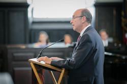 Sir Derek Plumbly, Chairman of the Arab British Centre
