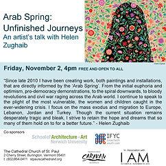 I AM Arab Spring at St. Paul's