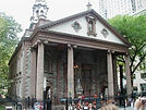 St Paul's Chapel New York City