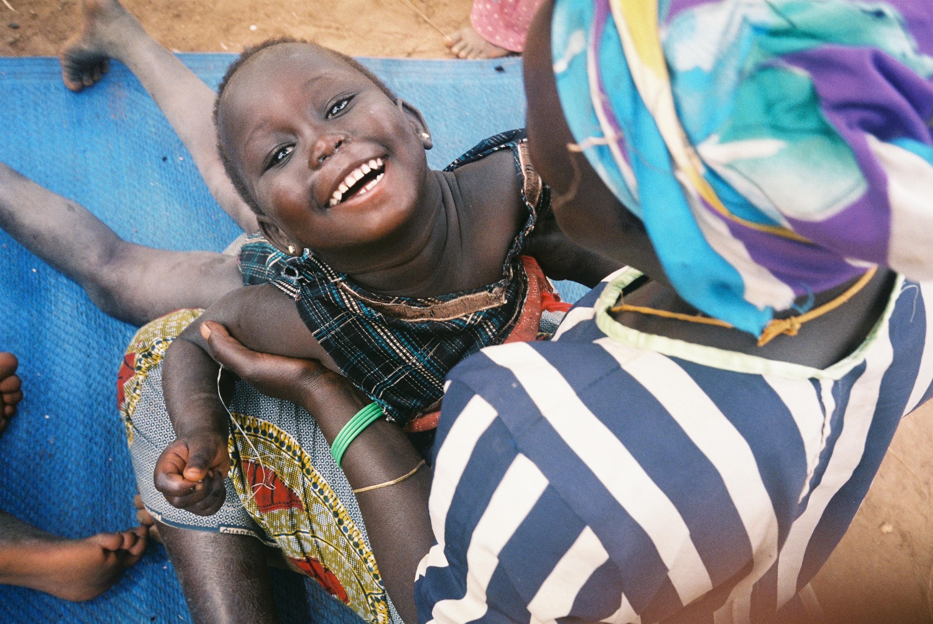 Joy in Arua, Uganda