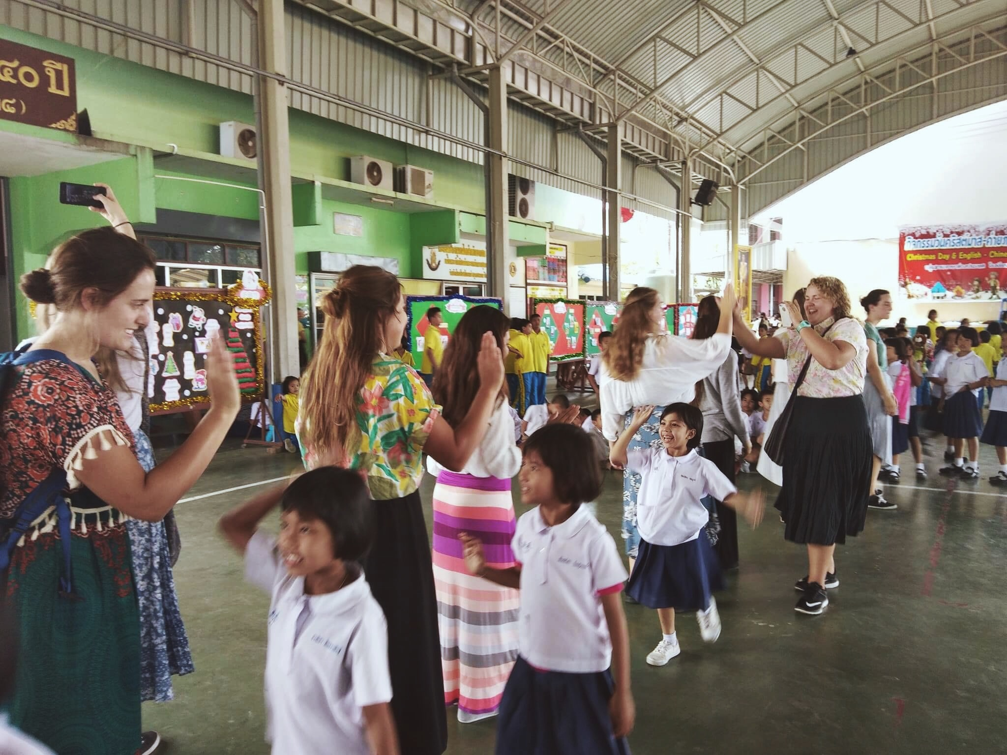 Thai Elementary School