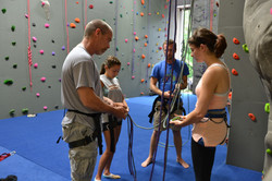 Wilmington Rock Climbing Class