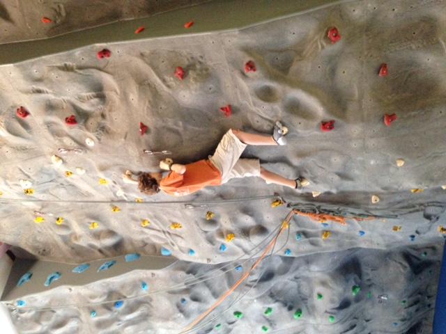Riley Bouldering