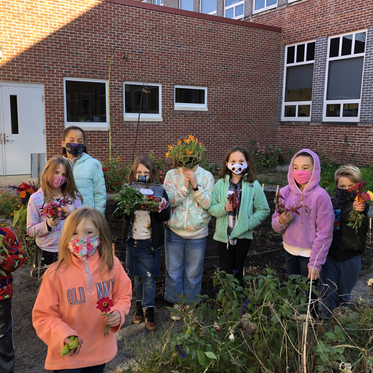 Moments and Memories from the School Garden