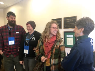 Virginia Association of Biological Farming Conference: Uniting with our Neighbors