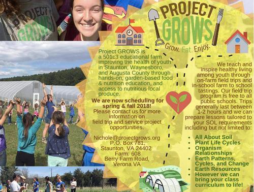 Project GROWS: People + Farm