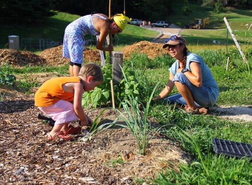 Building a Farm Family