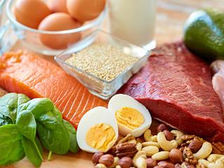 A importância das Proteínas na sua Dieta.