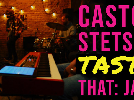 TASTE THAT:MODERN JAZZ - CASTOR STETSON