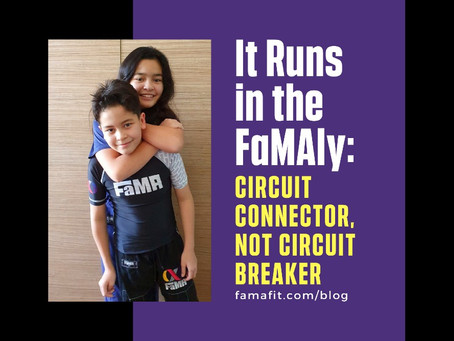 It Runs in the FaMAly: Circuit Connector, Not Circuit Breaker