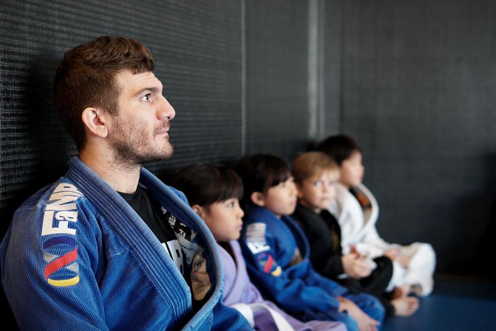 fama singapore kids martial arts bjj self defence coach stephen steve procida