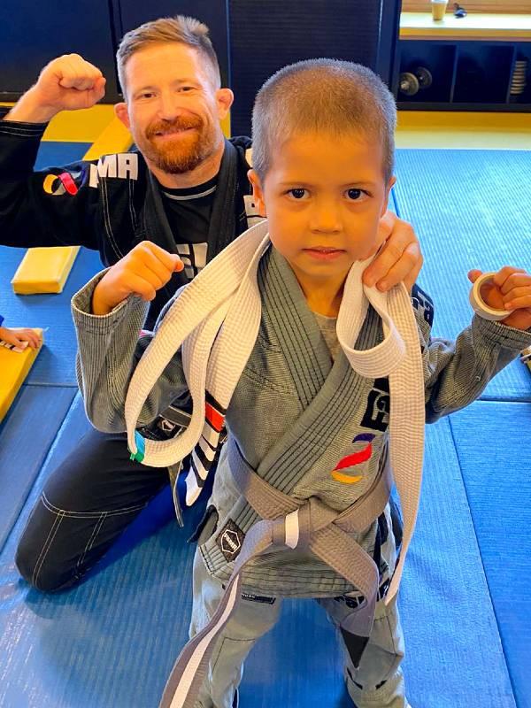 fama singapore kids bjj brazilian jiu jitsu belt promotions