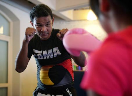 Behind those Tactical Knees: Getting to Know Kru Yo Lamnammoon Sor Sumalee