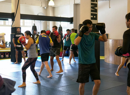 Four Things All Martial Artists Can Relate To