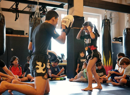 FaMA Kids: How To Get Ready for Your First Martial Arts Class