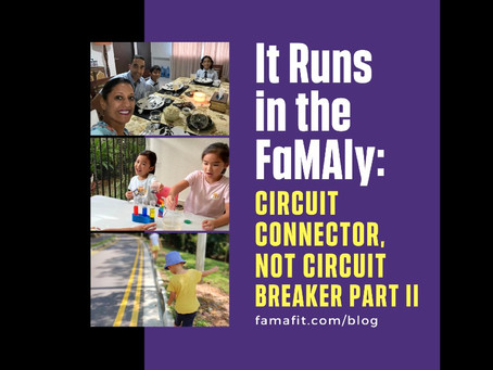 It Runs in the FaMAly: Circuit Connector, Not Circuit Breaker - Part II