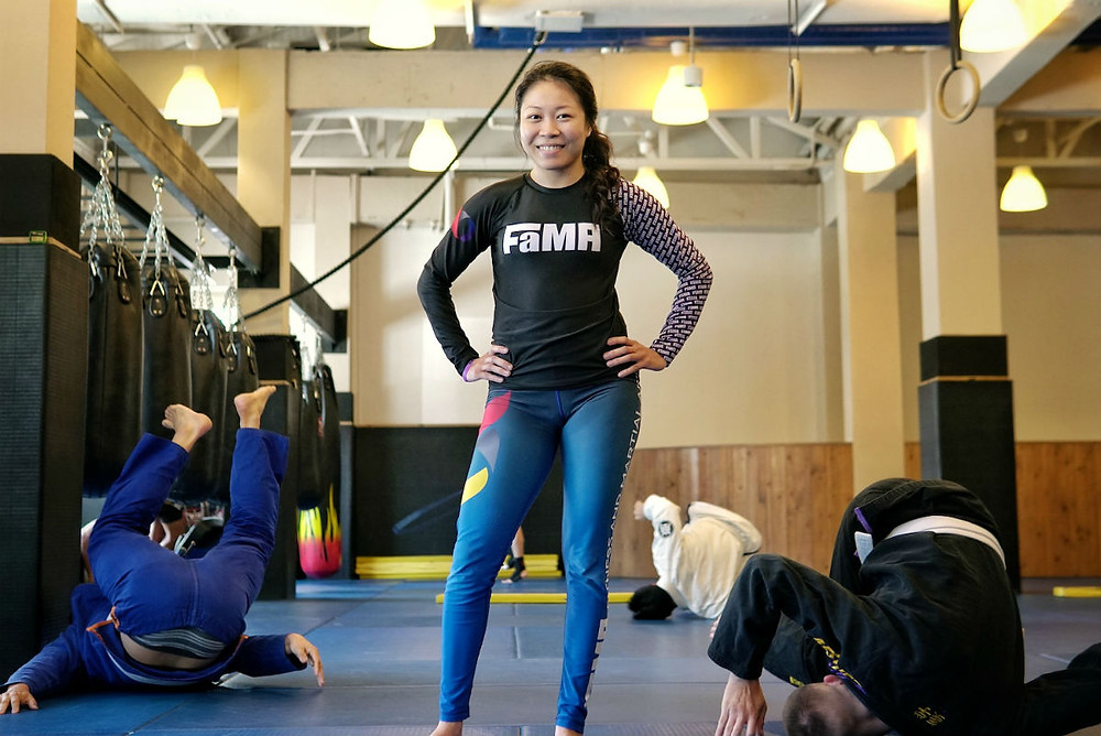 fama singapore ladies women bjj brazilian jiu-jitsu no-gi nogi candy heng