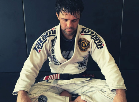 Get To Know BJJ World Champion Robson Moura