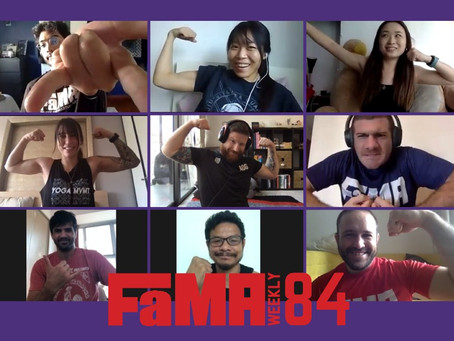 FaMA Weekly #84