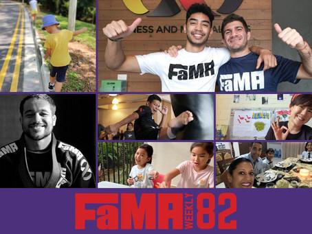 FaMA Weekly #82