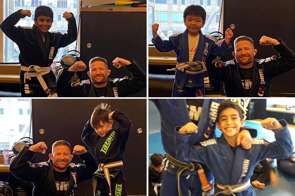 fama singapore kids bjj brazilian jiu jitsu stripes promotion