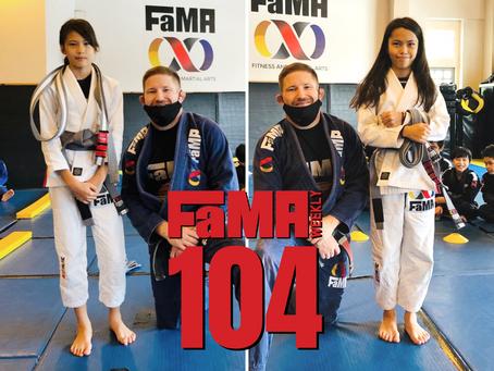 FaMA Weekly #104