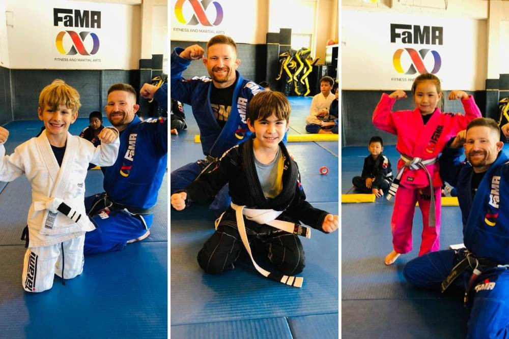 fama singapore bjj brazilian jiu jitsu stripes promotion