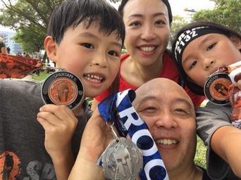 fama singapore assistant instructor tim spartan race