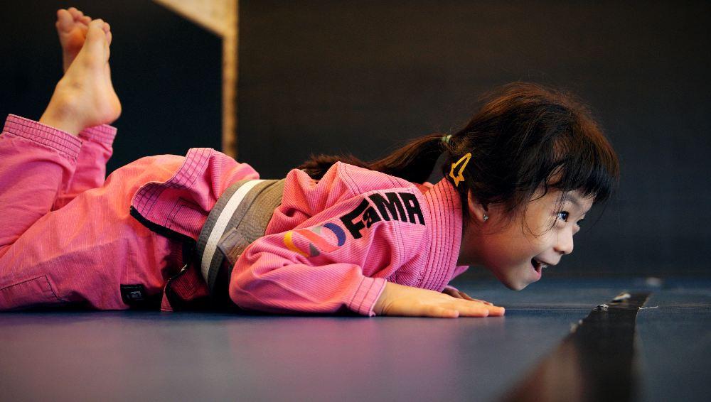 fama singapore kids martial art bjj brazilian jiu jitsu