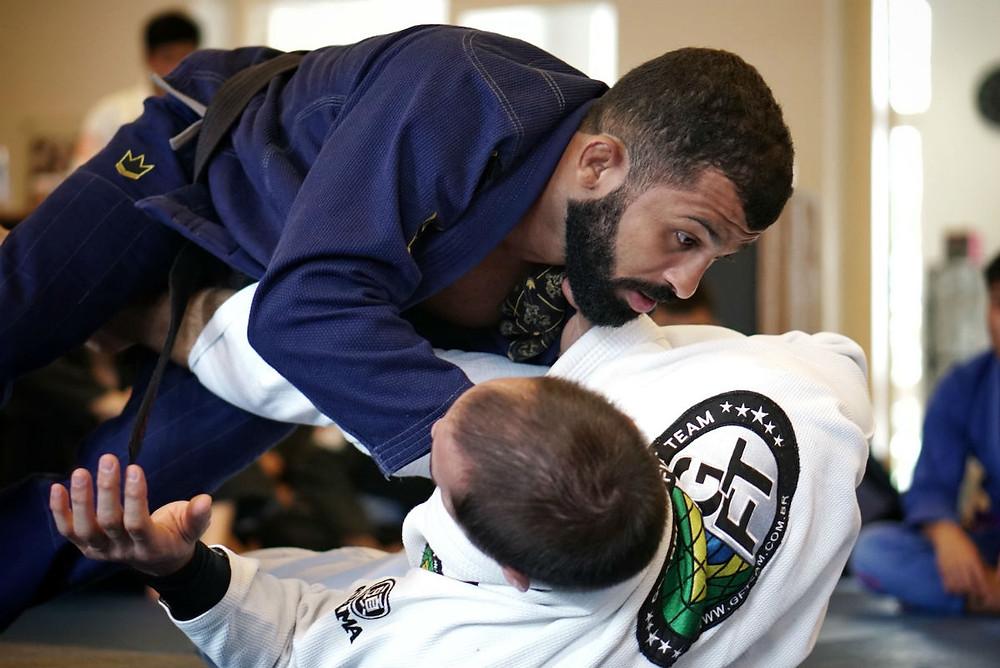 fama singapore bjj brazilian jiu jitsu bruno malfacine martial arts seminar