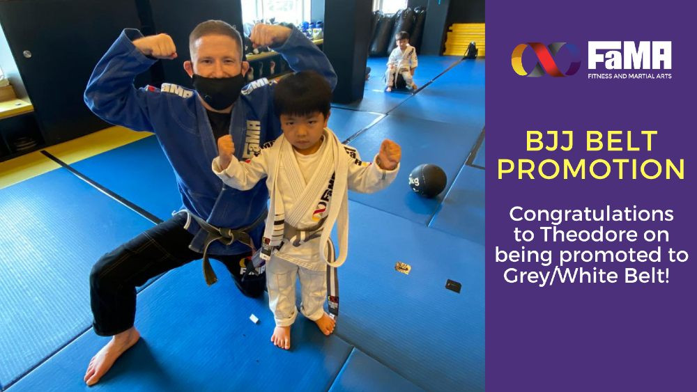 fama singapore kids martial arts brazilian jiu jitsu bjj belt promotion