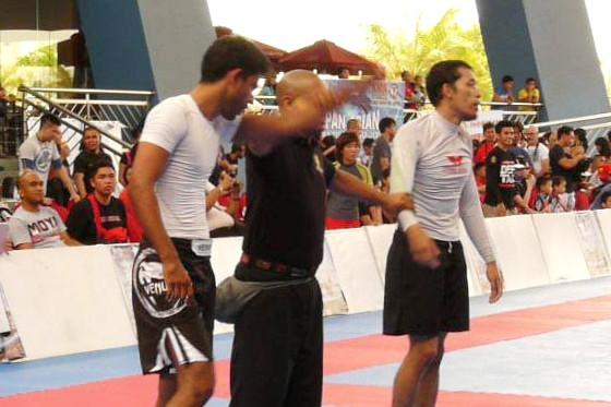 fama singapore assistant instructor nevash no gi bjj competition