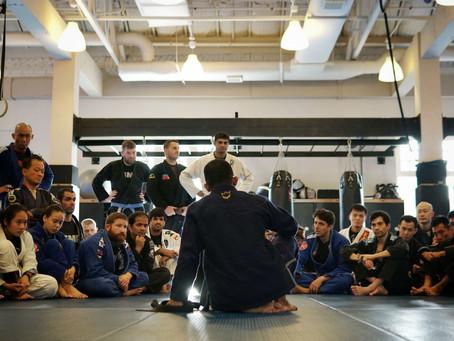 Bruno Malfacine Brazilian Jiu-Jitsu Seminar in Singapore