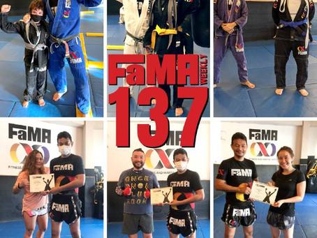 FaMA Weekly #137