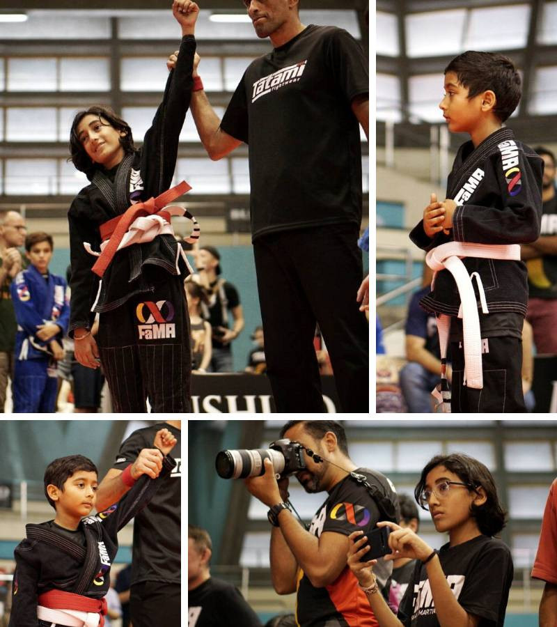 fama singapore kids martial arts bjj brazilian jiu jitsu competition