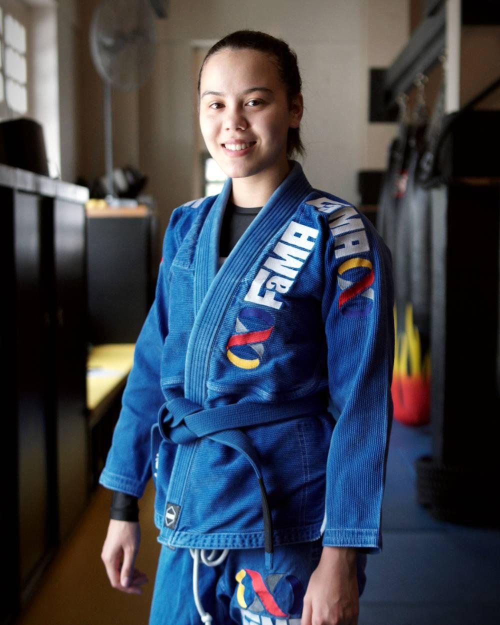 fama singapore youth brazilian jiu jitsu bjj kinaree adkins
