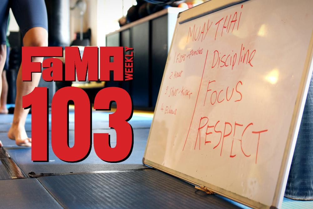 fama weekly 103 singapore kids martial arts muay thai lessons